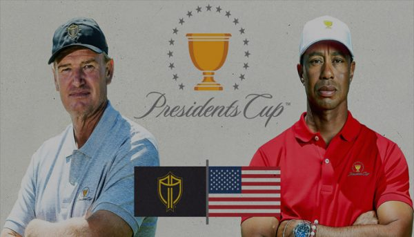 Presidents Cup 2019 Live Golf