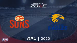 Gold Coast Suns vs West Coast Eagles